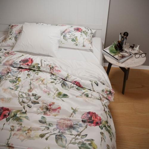 Комплект постельного белья с эксклюзивным принтом из тенселя