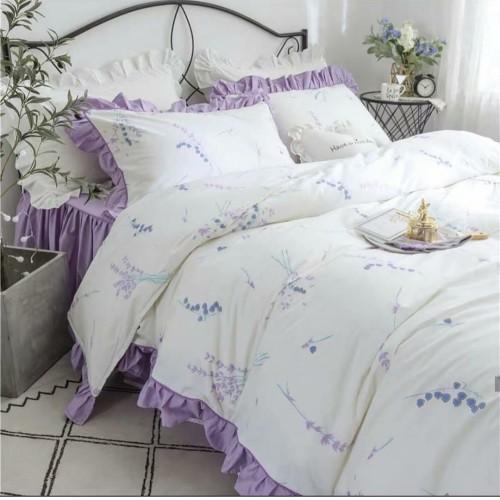 Комплект постельного белья из cатина