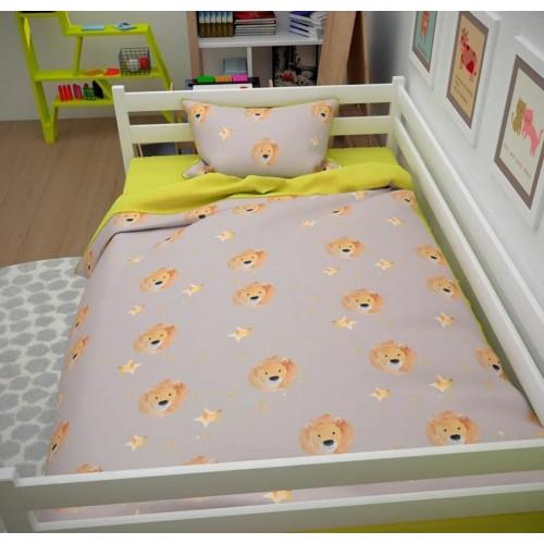 """Комплект постельного белья с эксклюзивным принтом бренда""""Shilly"""""""